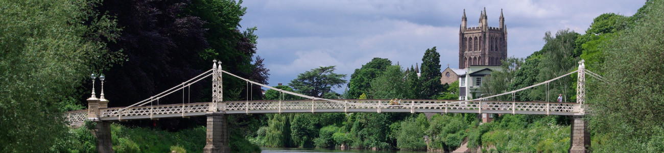 Hereford Victoria Bridge